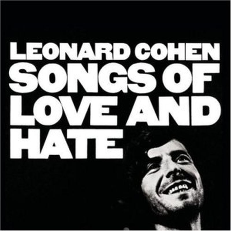 Leonard Cohen - Songs Of Love And Hate (ltd/rm/bonus - Cd)