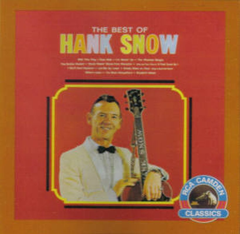 Hank Snow - The Best Of - Cd