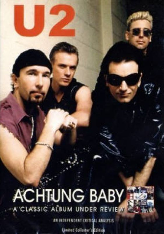 U2 - Achtung Baby: A Classic Album Under Review - Dvd