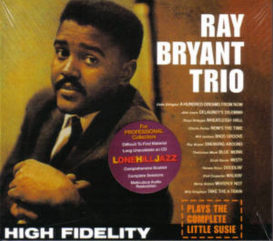 Ray Bryant Trio - Plays (bonus Tracks - Cd)