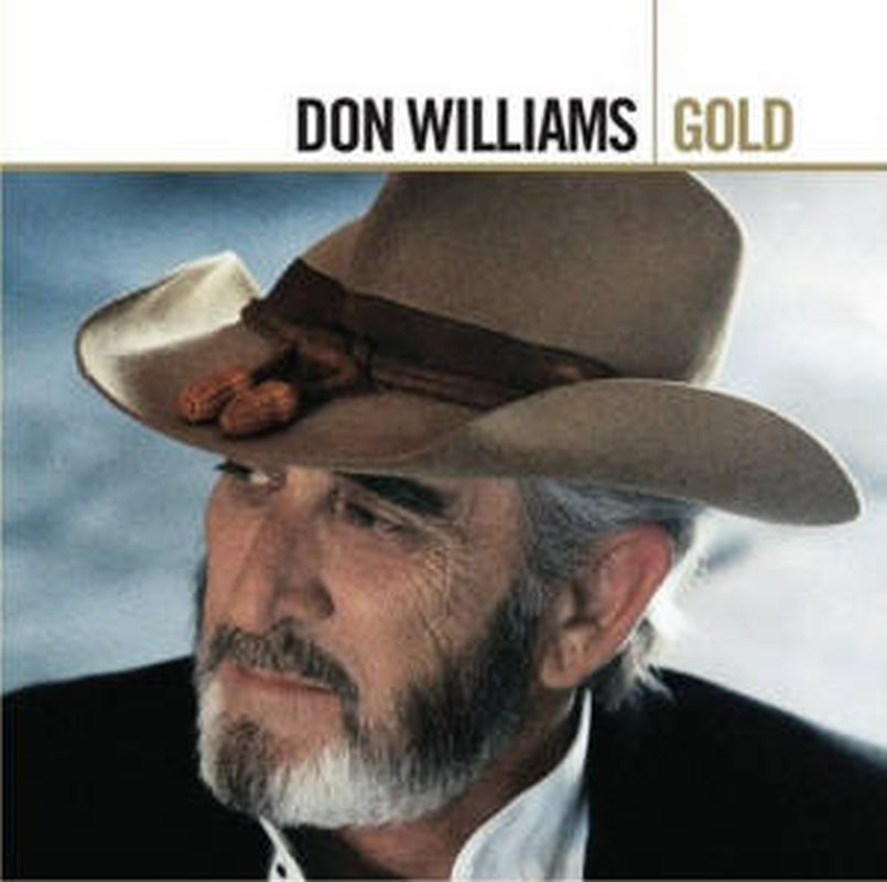 Don Williams - Gold (remastered - Cd)
