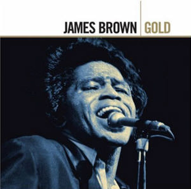 James Brown - Gold (remastered - 2 Cd Set)