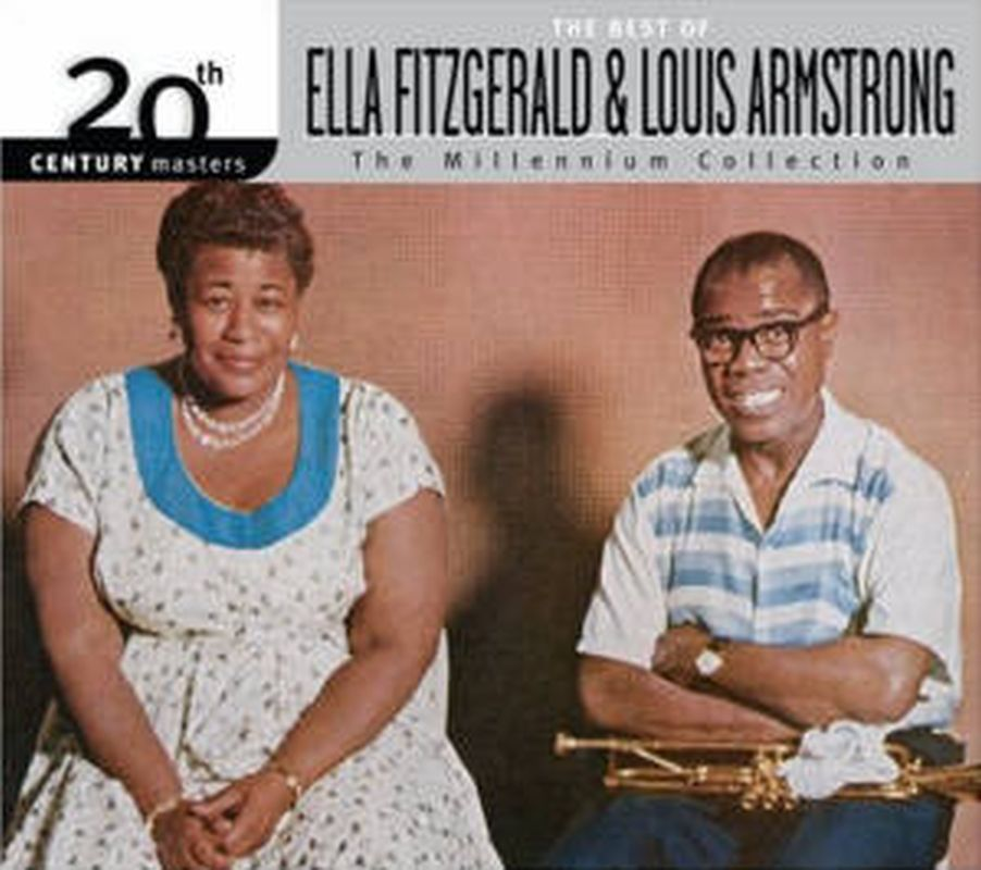 Ella Fitzgerald/Louie Armstrong - The Best Of (rm - Cd)