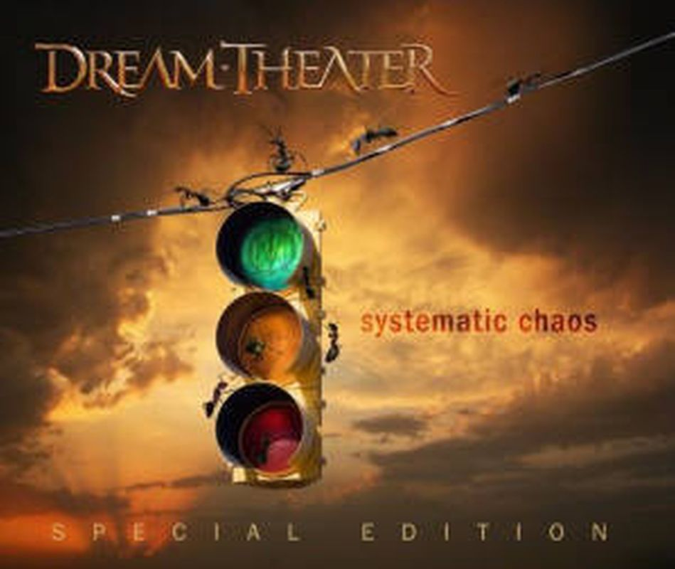 Dream Theater - Systematic Chaos (special Ed - Cd+dvd)