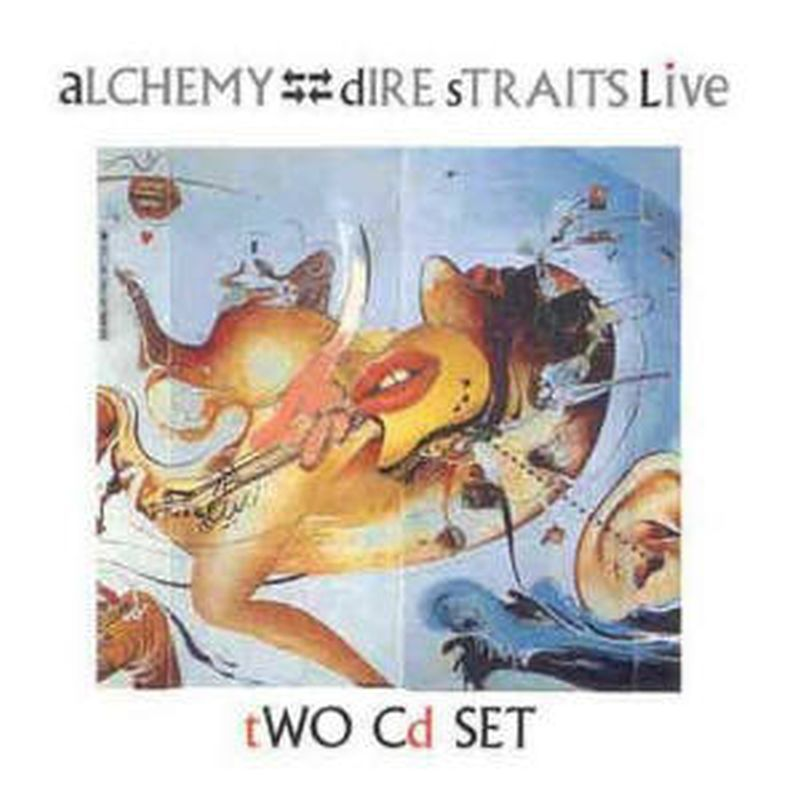 Dire Straits - Alchemy: Live (remastered - 2 Cd Set)