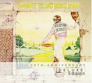 Elton John - Goodbye Yellow Brick Road - 2 Hybrid Sacd's