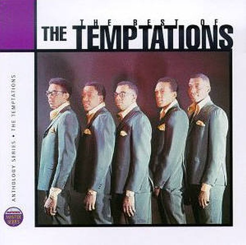 Temptations - Anthology: The Best Of - 2 Cd Set