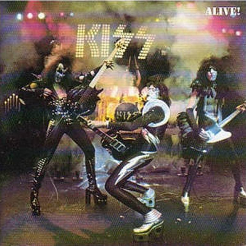 Kiss - Alive! (remastered - 2 Cd Set)