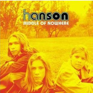 hanson middle of nowhere cd
