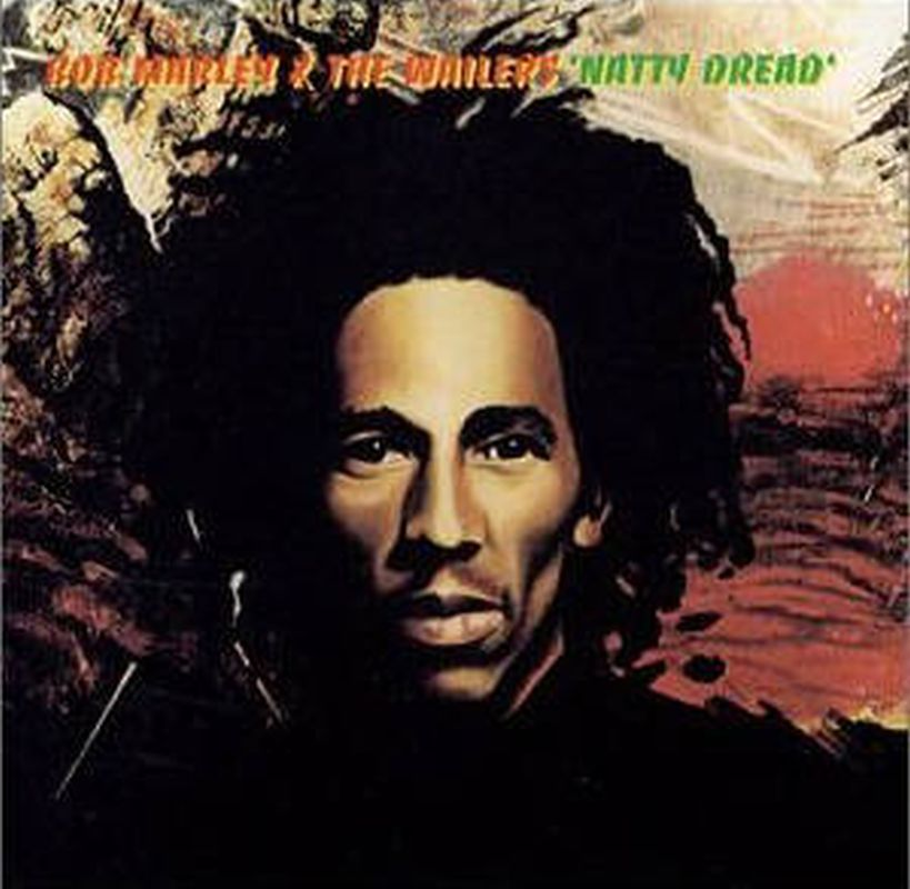 Bob Marley &amp; The Wailers - Natty Dread (rm/bonus - Cd)