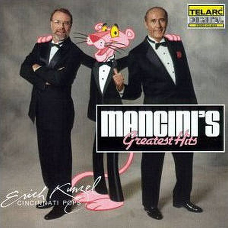 Henry Mancini/Erich Kunzel - Mancini's Greatest Hits - Cd