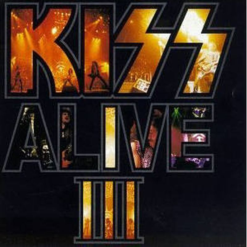 Kiss - Alive Iii - Cd