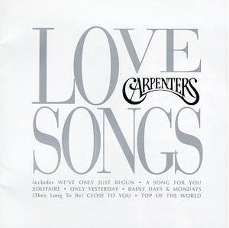 Carpenters - Love Songs - Cd