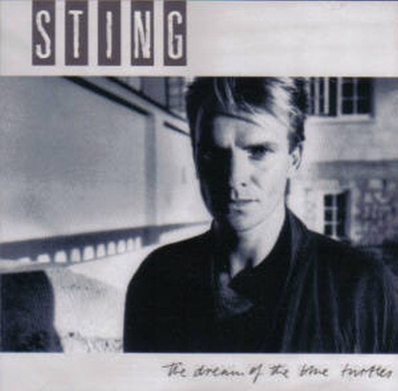 Sting - Dream Of The Blue Turtles (remastered/ecd - Cd)