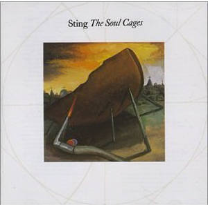 Sting - The Soul Cages (remastered/enhanced - Cd)