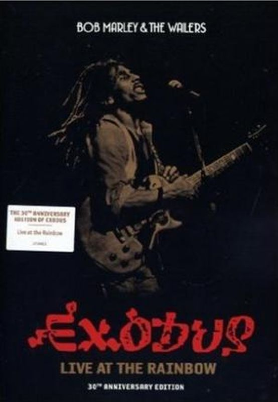 Bob Marley - Exodus: Live At The Rainbow 30th Anv Ed - Dvd