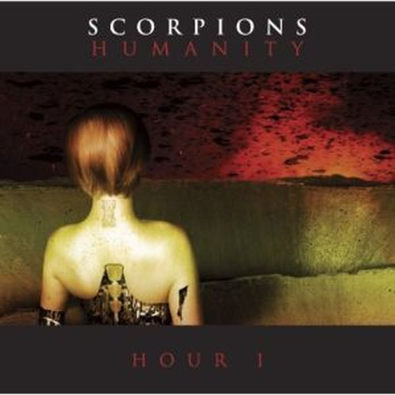 Scorpions - Humanity- Hour 1 - Cd