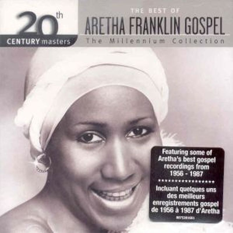 Aretha Franklin - The Best Of Aretha Franklin Gospel - Cd