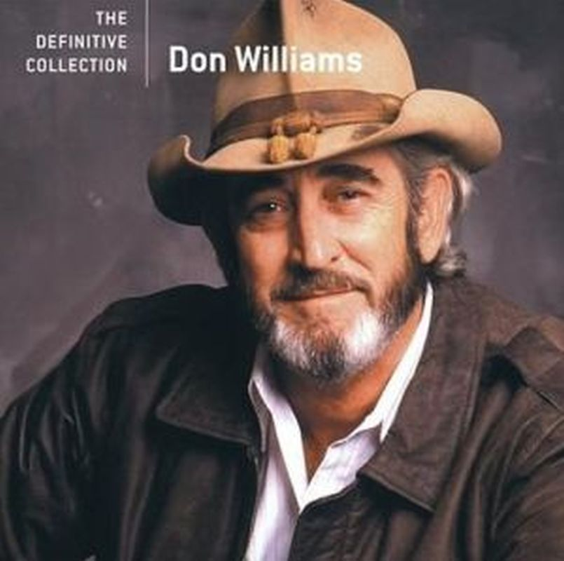 Don Williams - The Definitive Collection - Cd