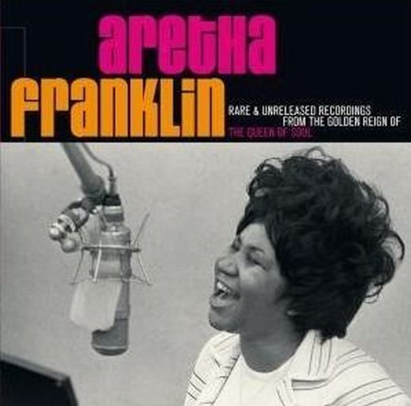 Aretha Franklin - Rare & Unreleased Recordings - 2 Cd Set