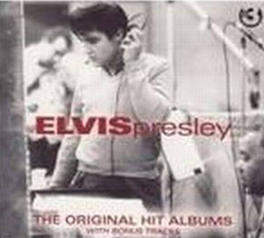 Elvis Presley - Original Hit Albums (bonus Tracks - 3 Cd Set)