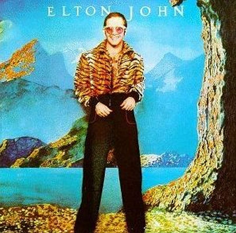Elton John - Caribou (japanese Import - Cd)