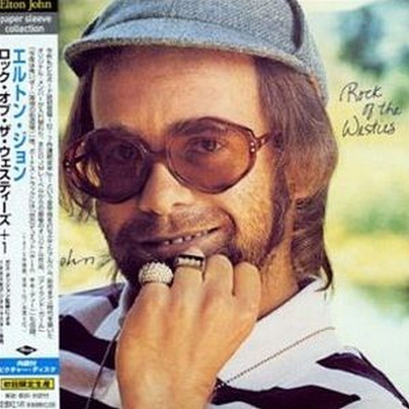 Elton John - Rock Of The Westies (japanese Import - Cd)