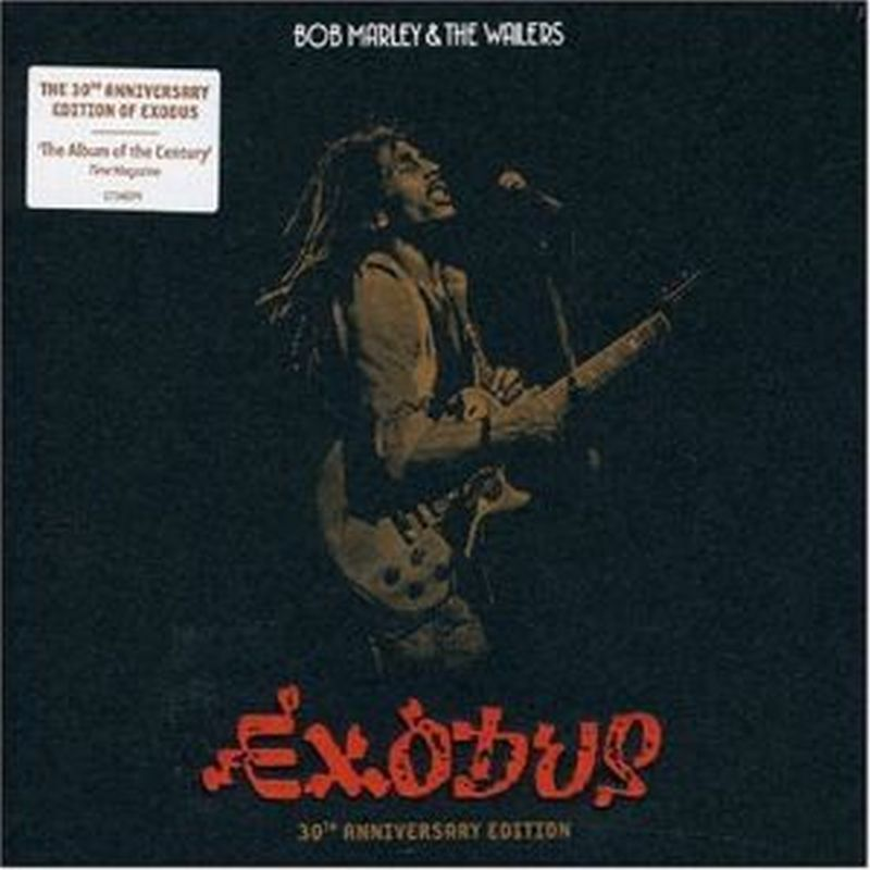 Bob Marley - Exodus (30th Anniversary Edition - Cd)