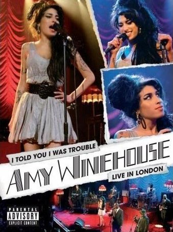 Amy Winehouse - I Told You I Was Trouble: Live - Dvd