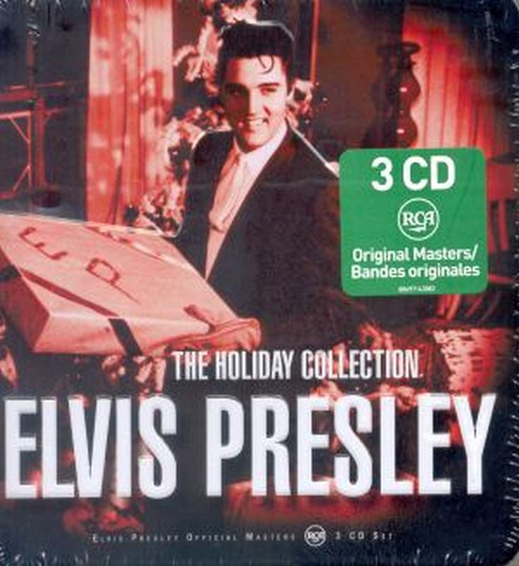 Elvis Presley - The Holiday Collection - 3 Cd Set