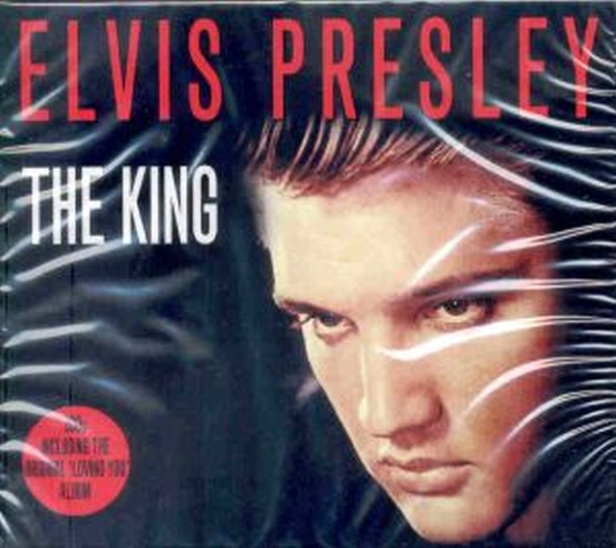 Elvis Presley - The King - 2 Cd Set