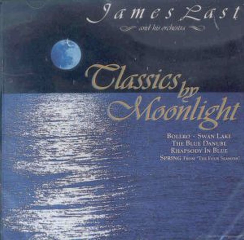 James Last - Classics By Moonlight - Cd