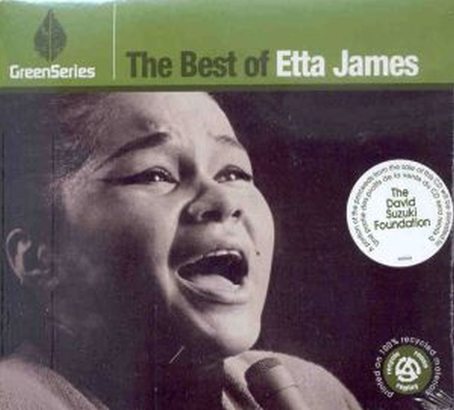 Etta James - The Best Of (greenseries - Cd)