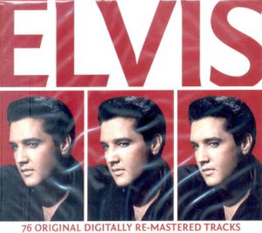 Elvis Presley - Elvis: The Incomparable - 3 Cd Set