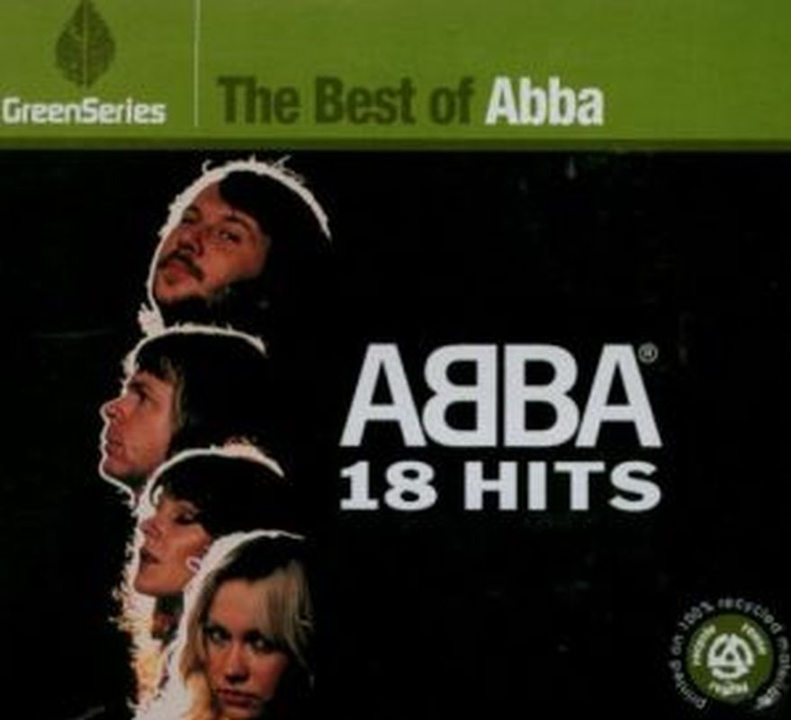 Abba - The Best Of: 18 Hits (greenseries - Cd)