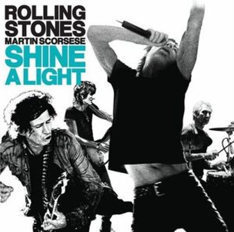 Rolling Stones - 2006: Shine A Light: Live - Cd