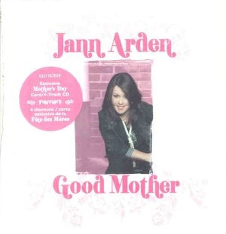 Jann Arden - Good Mother (mother's Day Card/4 Tracks - Cd)