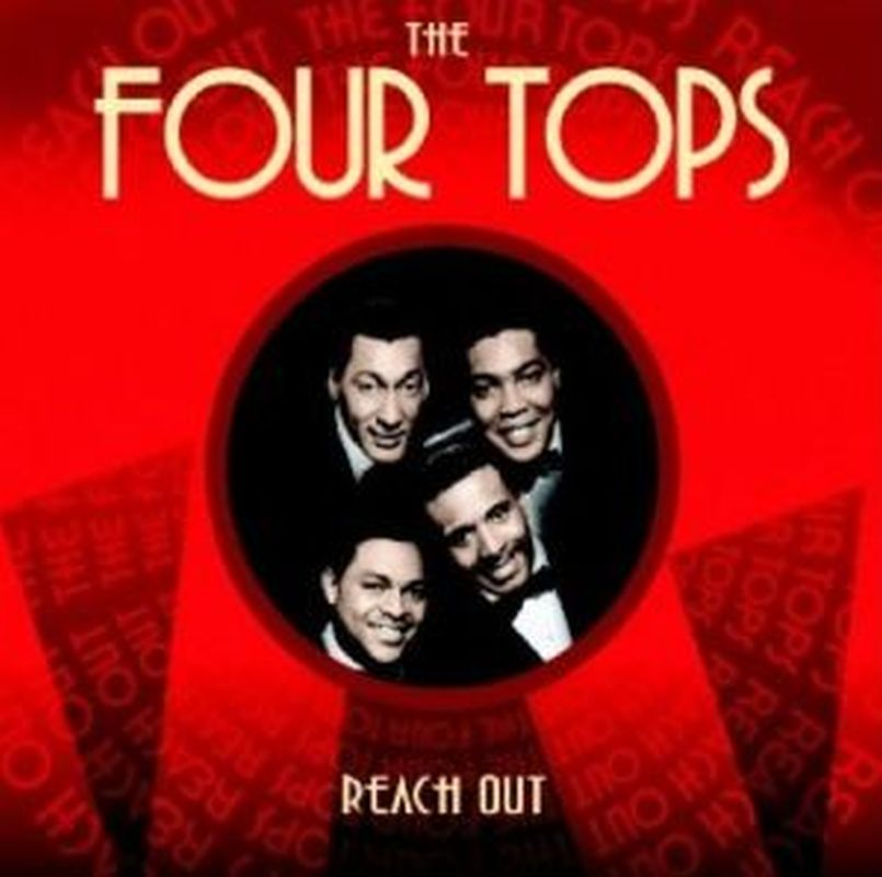 Four Tops - Reach Out - Cd