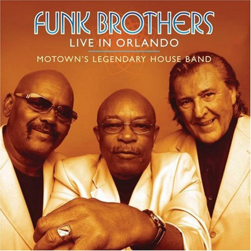 Funk Brothers - Live In Orlando - Cd