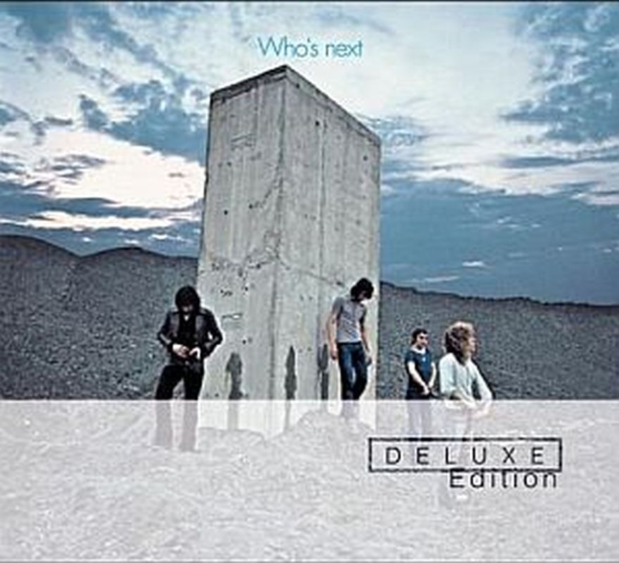 Who - Who's Next - Deluxe Edition: 2 Cd Set