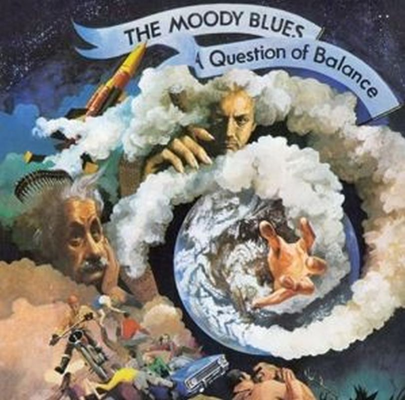 Moody Blues - A Question Of Balance - Cd