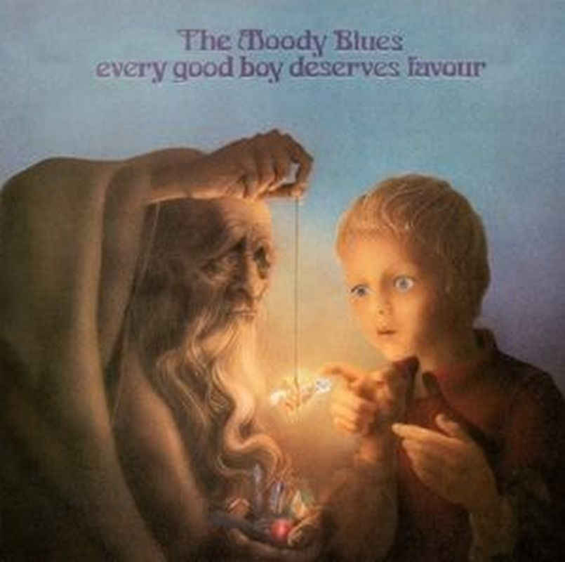 Moody Blues - Every Good Boy Deserved Favour - Cd