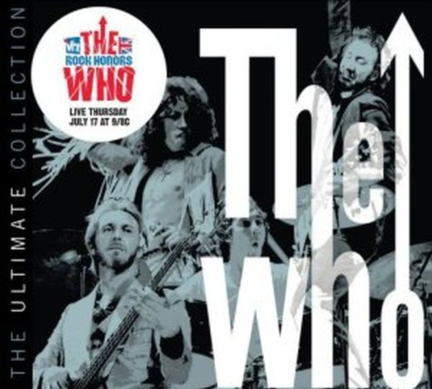 Who - Ultimate Collection - 2 Cd Set