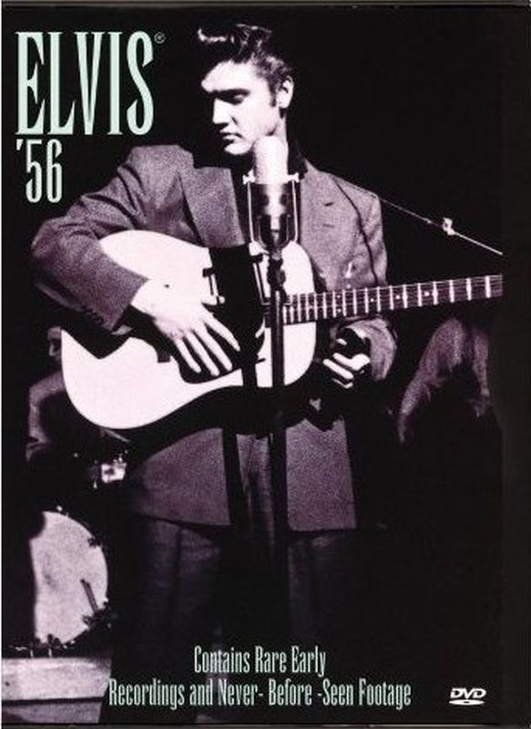Elvis Presley - Elvis 1956 - Dvd