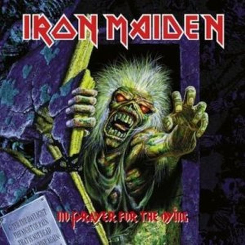 Iron Maiden - No Prayer For ... (rm (enh) - Cd)
