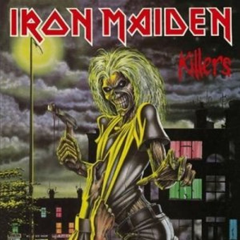 Iron Maiden - Killers (rm - Cd)