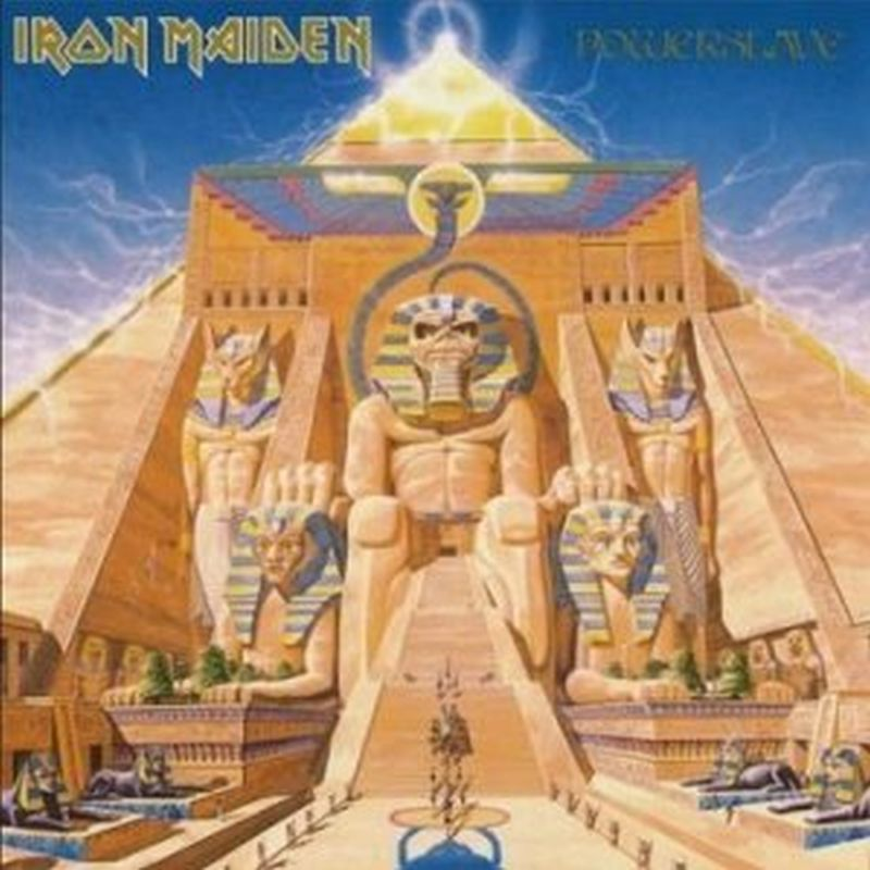 Iron Maiden - Powerslave (rm - Cd)