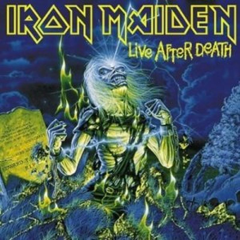 Iron Maiden - Live After Death (rm (en) - 2 Cd Set)