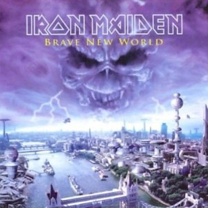 Iron Maiden - Brave New World - Cd