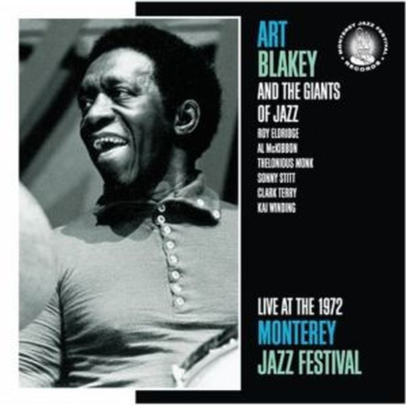 Art Blakey - 1972: Live At Monterey Jazz Festival - Cd